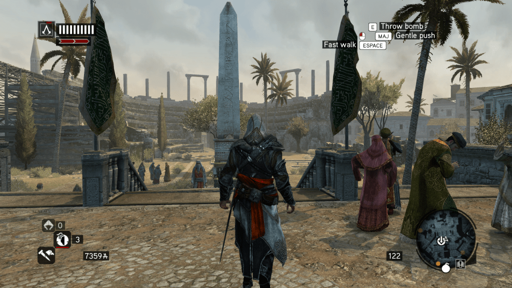 Qual o melhor Assassins Creed Revelations - gameplay