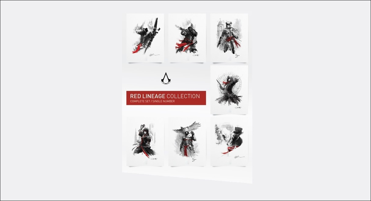 UbiWorkshop-red-lineage-complete-set-Capa