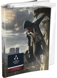 Livros-de-Assassins-Creed-detonados-gameguide-guia-Unity-capa-dura-01