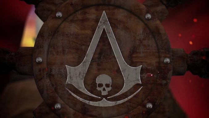 Teaser Trailer - Assassins Creed Bloodsail - logo