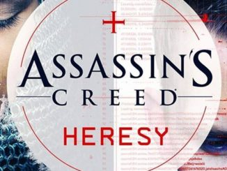 Assassins Creed Heresy Heresia novo livro - Capa