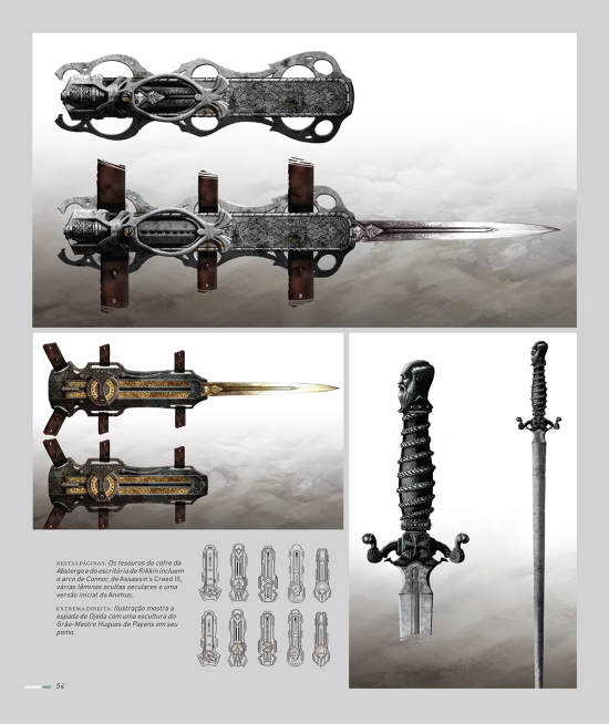 Assassins Creed No interior do Animus Into the - page-02